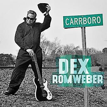 Dex Romweber - Carrboro [CD] USA import