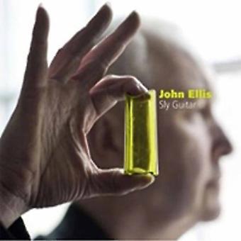 John Ellis - Sly Guitar [CD] USA import