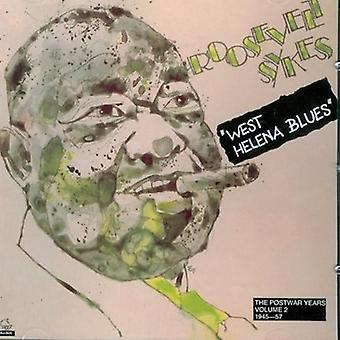 Roosevelt Sykes - West Helena Blues [CD] USA import