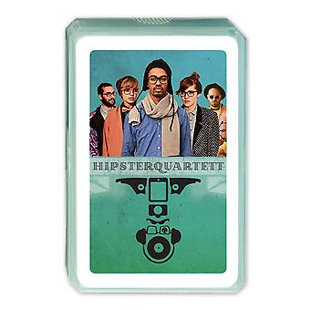 Hipster Quartet Berlin hipster Quartet card 32 cards
