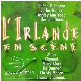 L'Irlande En (C. Nunez...) - L'Irlande En Szene (C. Nunez...) [CD] USA import