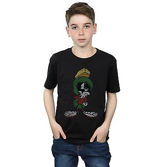 Looney Tunes Boys Marvin The Martian Pose T-Shirt