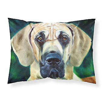Great Dane Lookin at you Fabric Standard Pillowcase