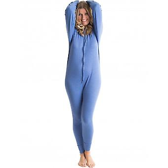 OCTAVE Womens Thermal Underwear All In One Union Suit / Thermal Body Suit