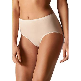 Mey 29818-703 Women's Organic Tan Solid Colour Knickers Panty Brief