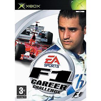 Défi carrière F1 - Nouveau
