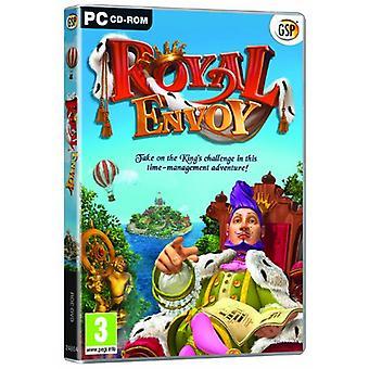 Royal Envoy (PC CD)-nieuw