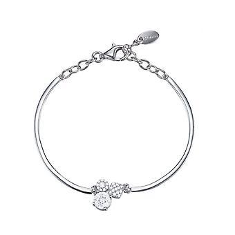 ESPRIT ladies bracelet Bangle silver composition ESBA91297A600