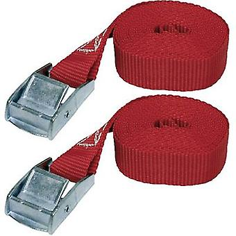 LAS 10321 Buckle strap Low lashing capacity (single/direct)=62 daN (L x W) 2.5 m x 25 mm