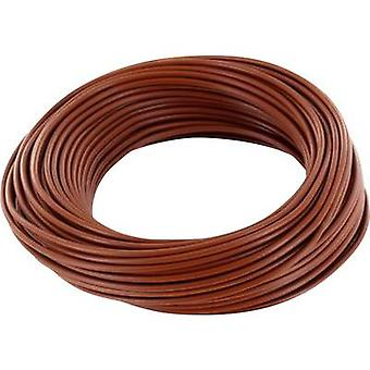 BELI-BECO L218/5 bn Strand 2 x 0.14 mm² Brown 5 m