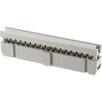 ECON verbinden Pin Stecker Kontakt Abstand: 2,54 mm Anzahl der Pins: 34 Nr. Zeilen: 2 1 PC Tray