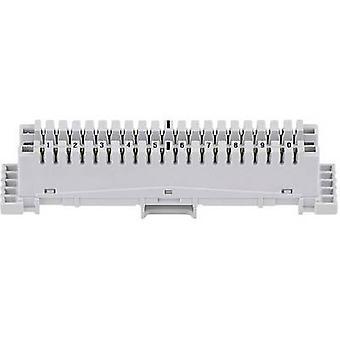 79101-510 00 LSA-PLUS Connection strip série 2 faixa de conexão cinza