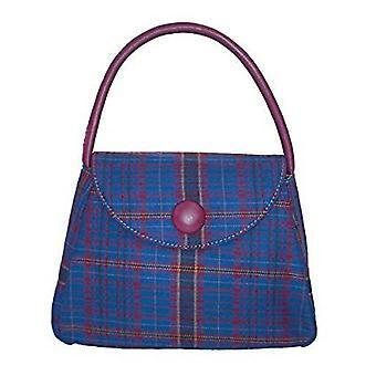 Harris Tweed or Tartan Handbag S (James Welsh Tartan)