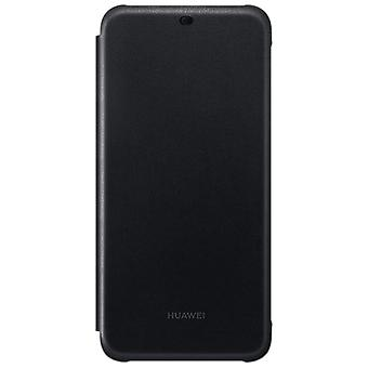 Original Huawei wallet flip cover black for mate 20 Lite protective case cover pouch bag sleeve case