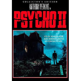 Psycho II (Collector's Edition) [DVD] USA import