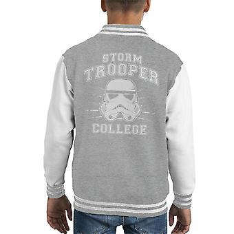 Opprinnelige Stormtrooper College gutts Varsity jakke
