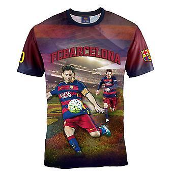 Barcelona Messi t-shirt alder 6 år