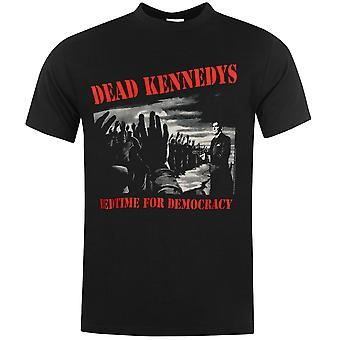 Officiel Mens Kennedys T Shirt manches courtes Crew Neck Tee occasionnels vêtements haut