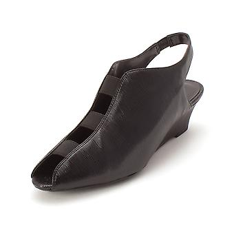 Proxy Womens Shasta Peep Toe Casual Platform Sandals