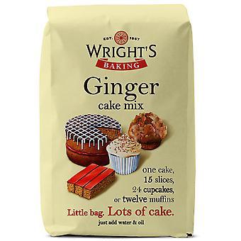 GR Wrights Ginger Cake Mix