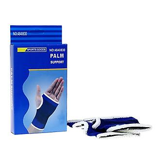 Elastyczna ochrona nadgarstka / podparcie nadgarstka (BLUE)