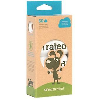 Earth Rated Replacement compostable bags 4Rollos
