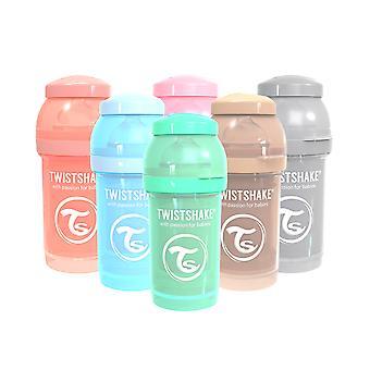 TwistShake 180ml / 6oz antikrampjes fles