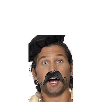 Frenchman Moustache.