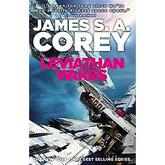 Leviatano si sveglia da James S un Corey - 9780316129084 libro