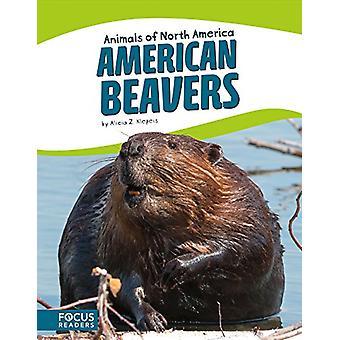 Amerikaanse bevers door Alicia Z Klepeis - 9781635170849 boek