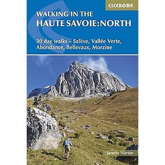 Wandelen in de Haute Savoie - Noord - 30 dagen walks - Saleve - Vallee Ve
