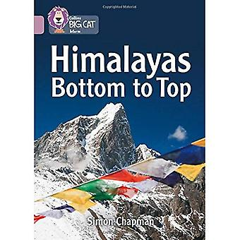 Himalaya von unten nach oben
