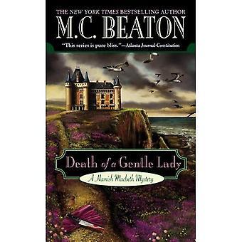 Mort d'une dame douce (Hamish Macbeth mystères)