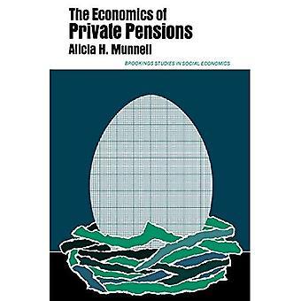 Nationalekonomin av privata pensioner (studier inom Social ekonomi)