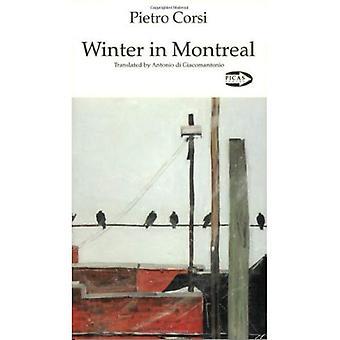 Inverno a Montreal