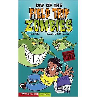 Dag af ekskursion zombier (grafisk gnister)