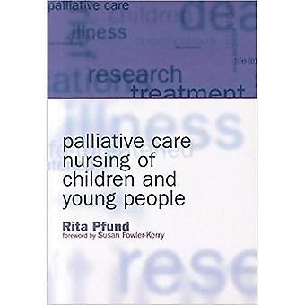 Enfermería en cuidados paliativos de los niños y jóvenes