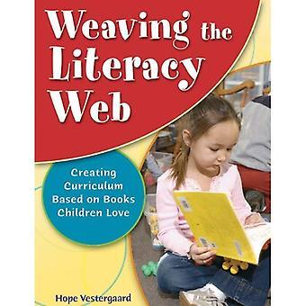 Weven het Web Literacy: Curriculum maken gebaseerd op boeken kinderen liefde