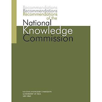 Osaamisen kansallisia komission suositukset