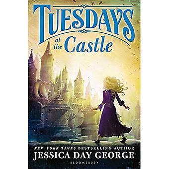 Dinsdag op het kasteel (dinsdag in het kasteel)