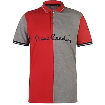 Pierre Cardin twee deelvenster poloshirt T T-Shirt korte mouw Herenbovenkleding