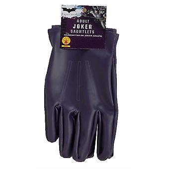 Batman Dk Joker Gloves Adult