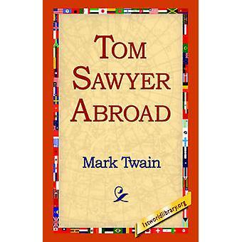 Tom Sawyer i utlandet av to & merke