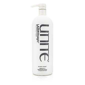 Unite Lazer Straight - Relaxing Fluid (salon Product) - 1000ml/33.8oz