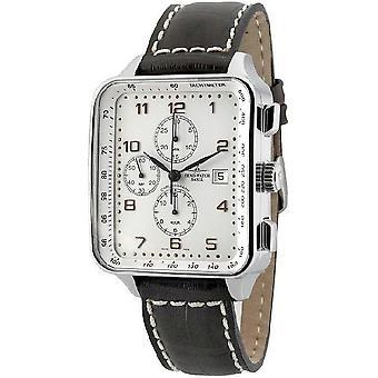 Zeno-watch montre chronographe rétro SQ date 150TVD-f2