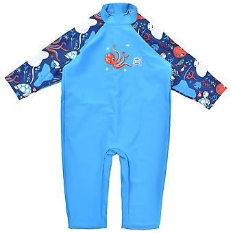 Splash About Baby UV All in One Sunsuit  | Under the Sea