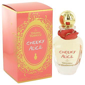 Cheeky Alice by Vivienne Westwood EDT Spray 75ml