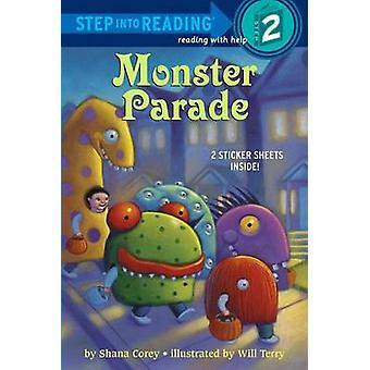 Monster Parade by Shana Corey - Will Terry - 9780375856389 Book