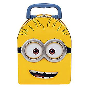 Despicable Me Minions Arch Shape Carry All Tin II
