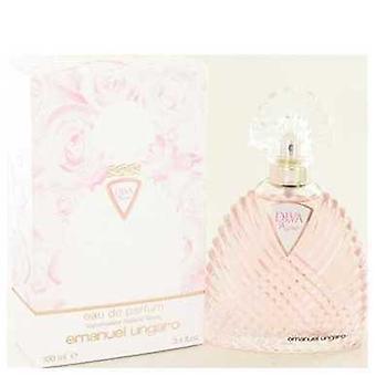 Diva Rose By Ungaro Eau De Parfum Spray 3.4 Oz (women) V728-502702